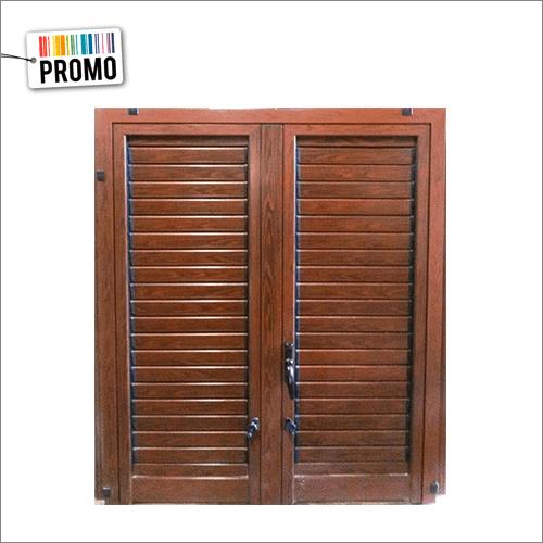 Persiana in alluminio effetto legno bartocci porte e finestre - Finestre alluminio effetto legno ...