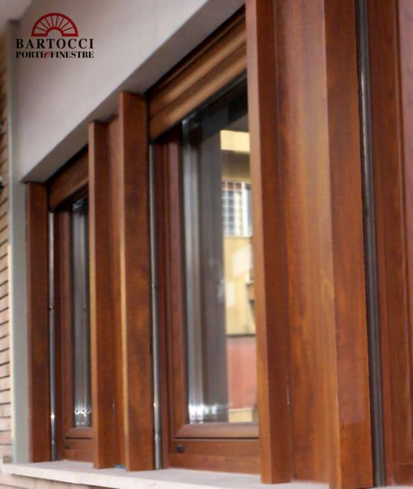 Casa privata a collina fleming roma bartocci porte e - Dima porte e finestre ...