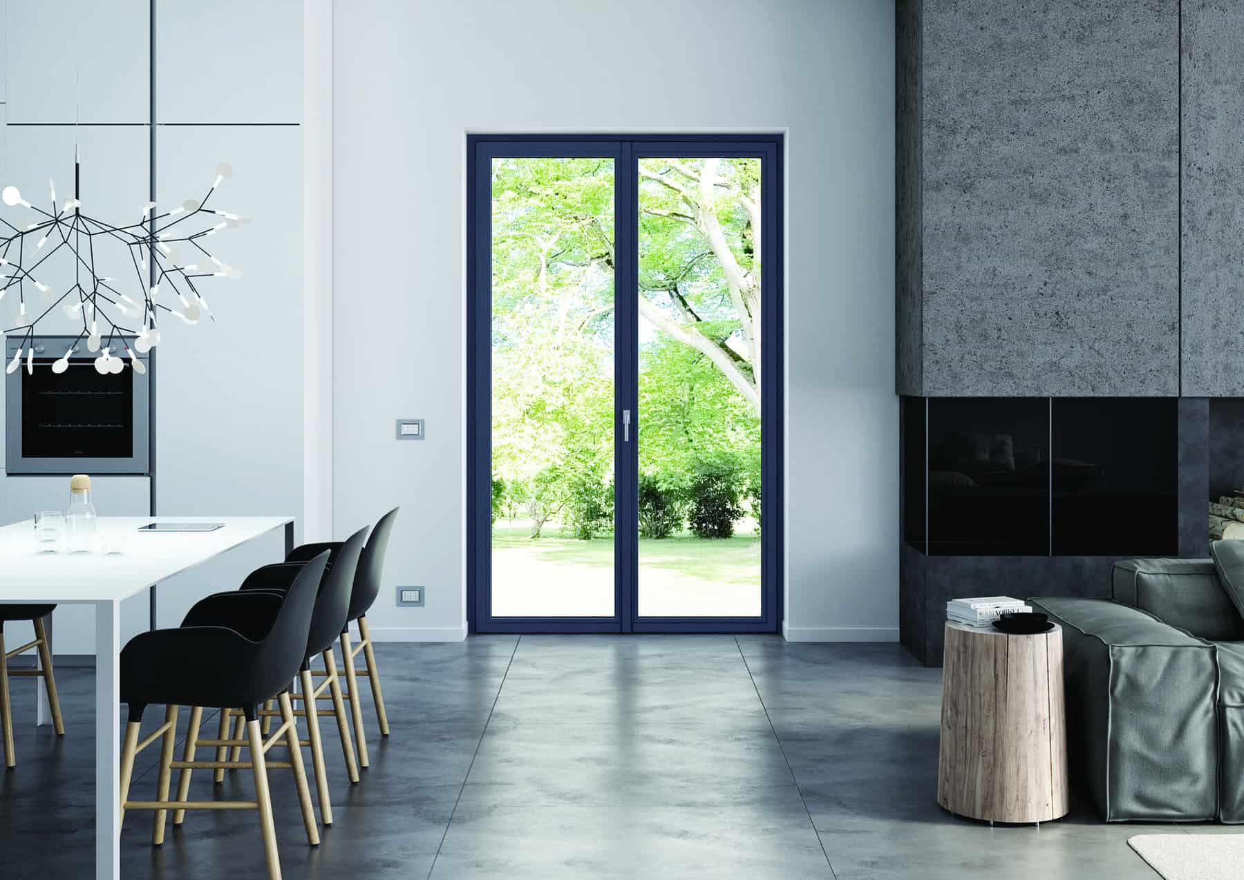 Finestre roma vendita finestre su misura in legno e for Finestre su misura bricoman