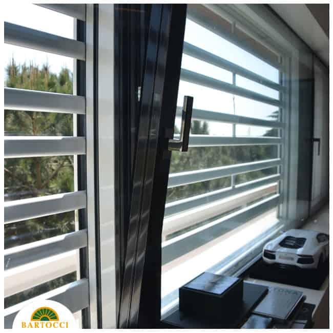 Sicurezza bartocci porte e finestre - Prezzo inferriate finestre ...