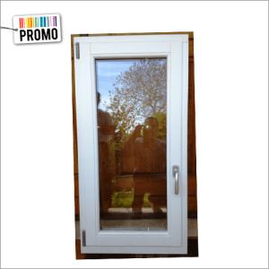 Pvc effetto legno bianco bartocci porte e finestre for Finestra legno bianco