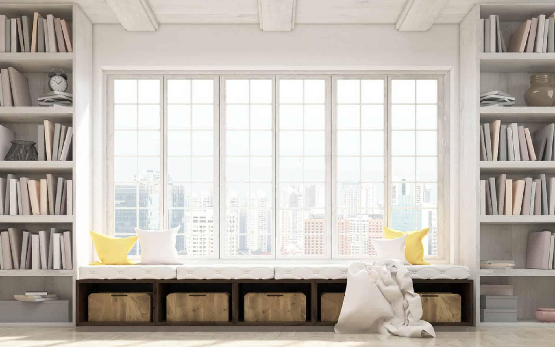 Finestre moderne awesome top finel tende oscuranti nastro finestre moderne decorative porta - Stock finestre pvc ...