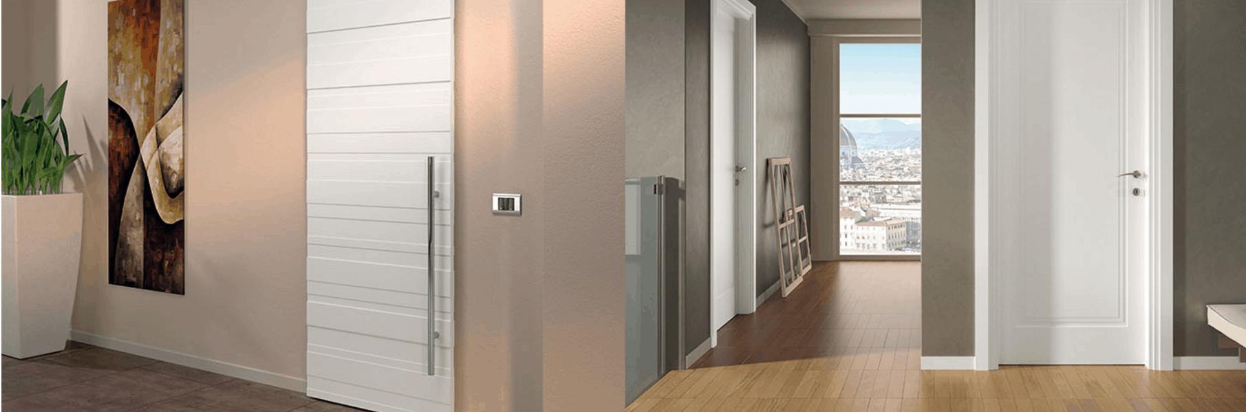 Colori Porte Interne Moderne sai come abbinare le porte al pavimento?