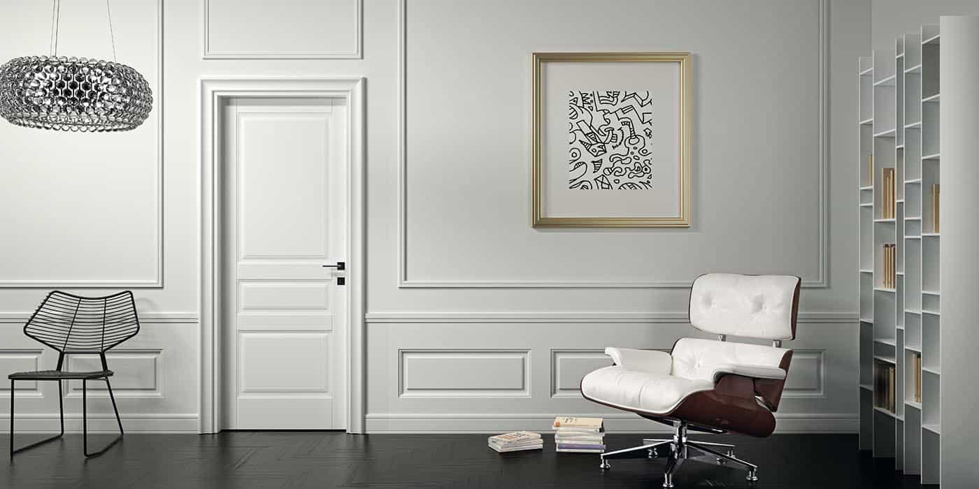 Sai come Abbinare le porte al pavimento?