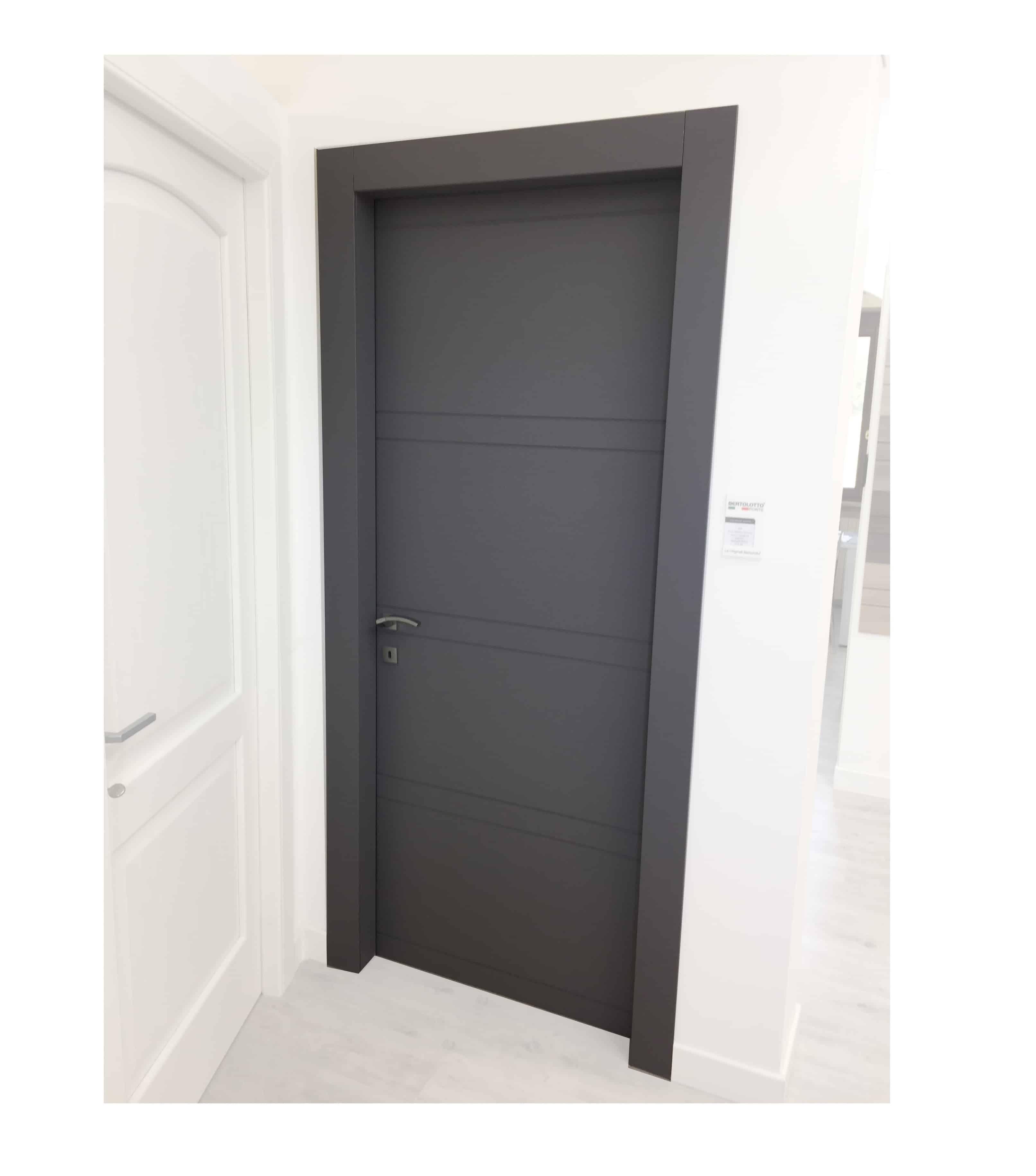 Porta a poro aperto quarzo della bertolotto porte for Preventivo porte e finestre