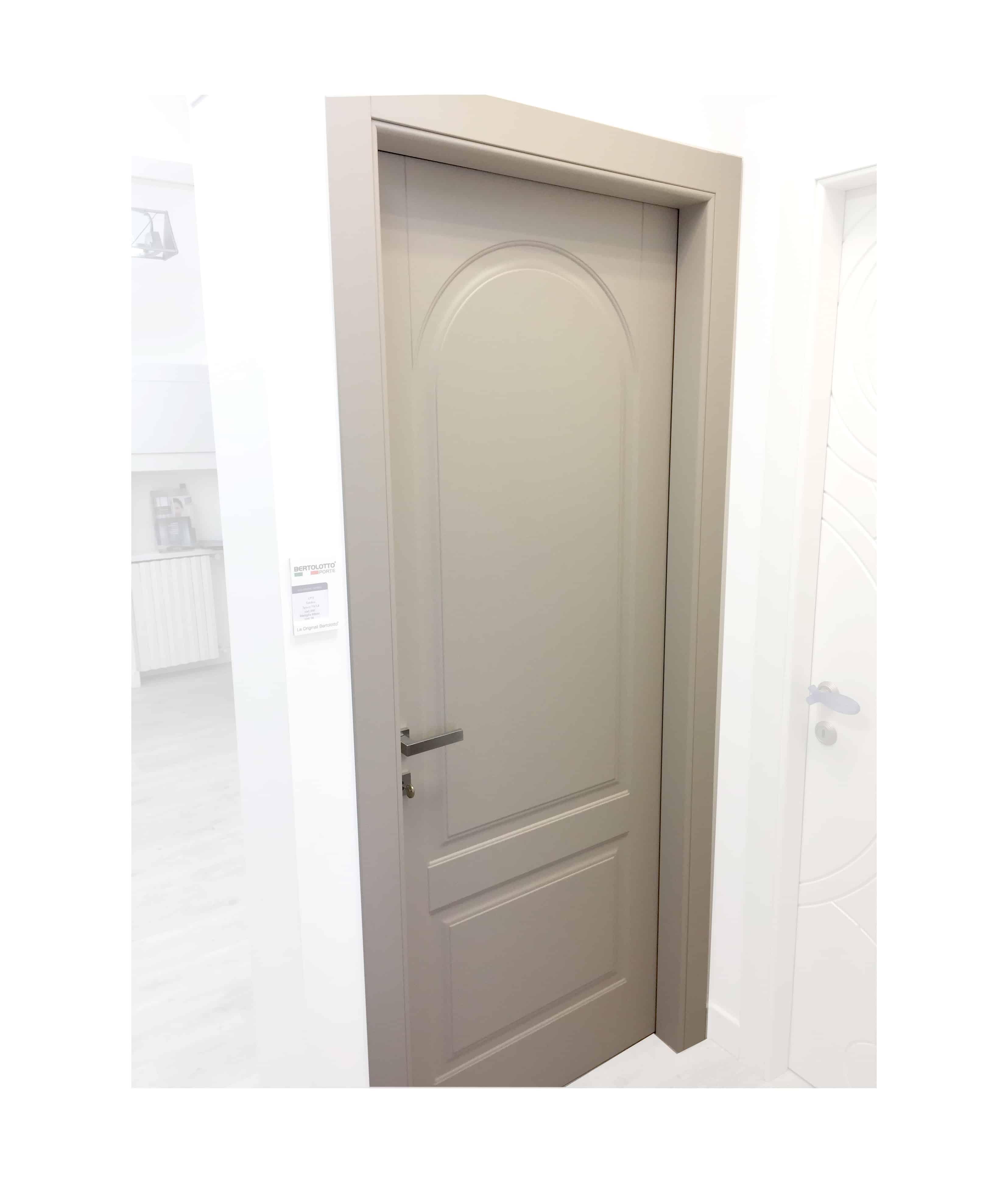 Porta mod lp 11 sabbia della bertolotto porte bartocci for Preventivo porte e finestre